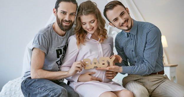 Die Option Leihmutterschaft