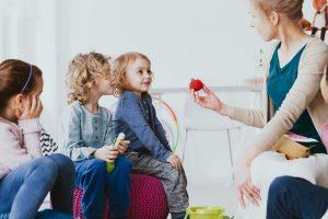 kinder lernen die phonologische bewusstheit im kindergarten kennen