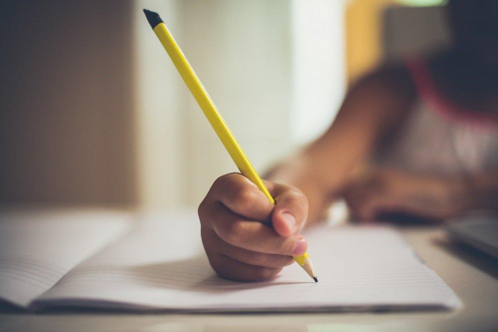 lesen durch schreiben