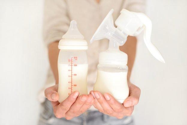 Alles übers Milch abpumpen nach der Schwangerschaft