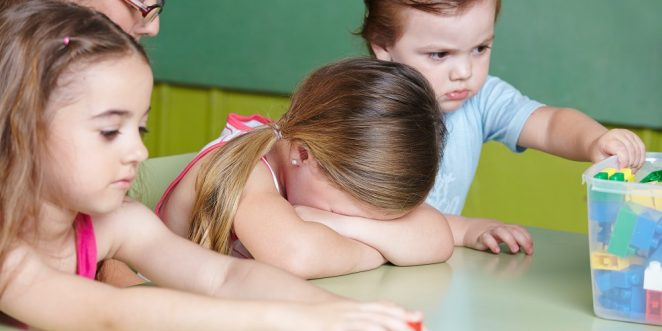 Mobbing im Kindergarten