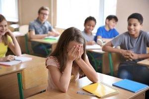 Kind wird in Schule gemobbt