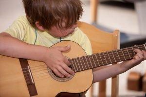 Mit Musik Kreativität fördern