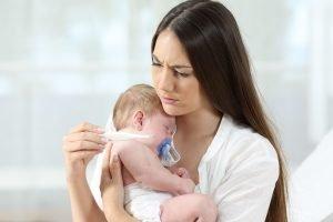 baby mist fieber bei ihrem baby