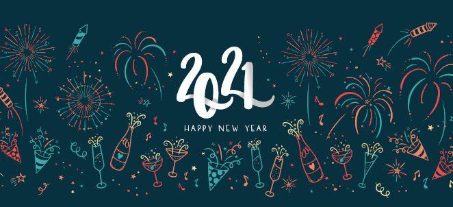 Kreative Sprüche für Neujahrskarten zum neuen Jahr