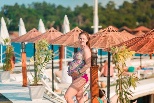 Reisen in der Schwangerschaft ist kein Problem