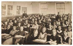 Früher und heute sachunterricht schule Schule früher