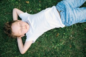 Stillsein fördert die Konzentration bei Kindern