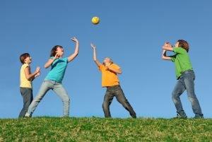 Ballsportarten Teambuilding Spiele Ideen