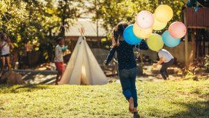 Spielideen und Gartenspiele für Grundschulkinder