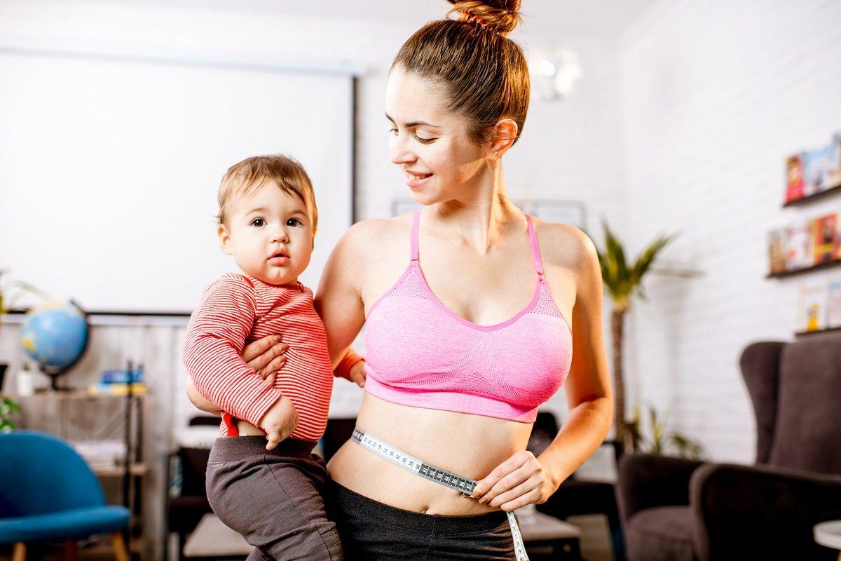 Sport nach Geburt