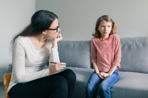 Therapie gegen Mutismus bei Kindern
