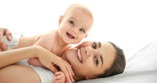 Trennungsangst nach der Geburt überwinden