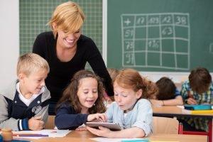 digitaler unterricht in der schule