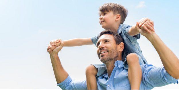 Besonderes für den Vatertag