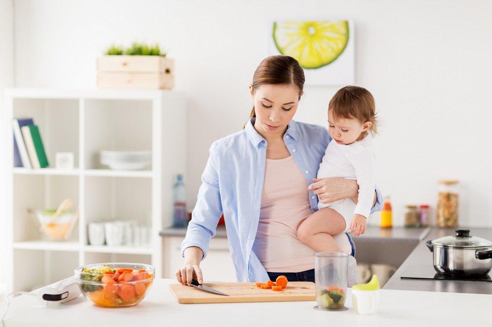 vegane Ernährung Kinder
