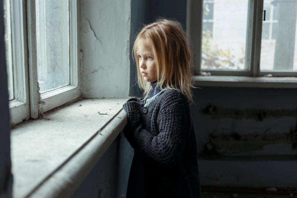Bedürfnispyramide Kinder gegen Vernachlässigung