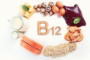 Lebensmittel mit hohem Vitamin-B12-Gehalt