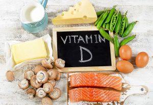 Vitamin-D-reiche Lebensmittel