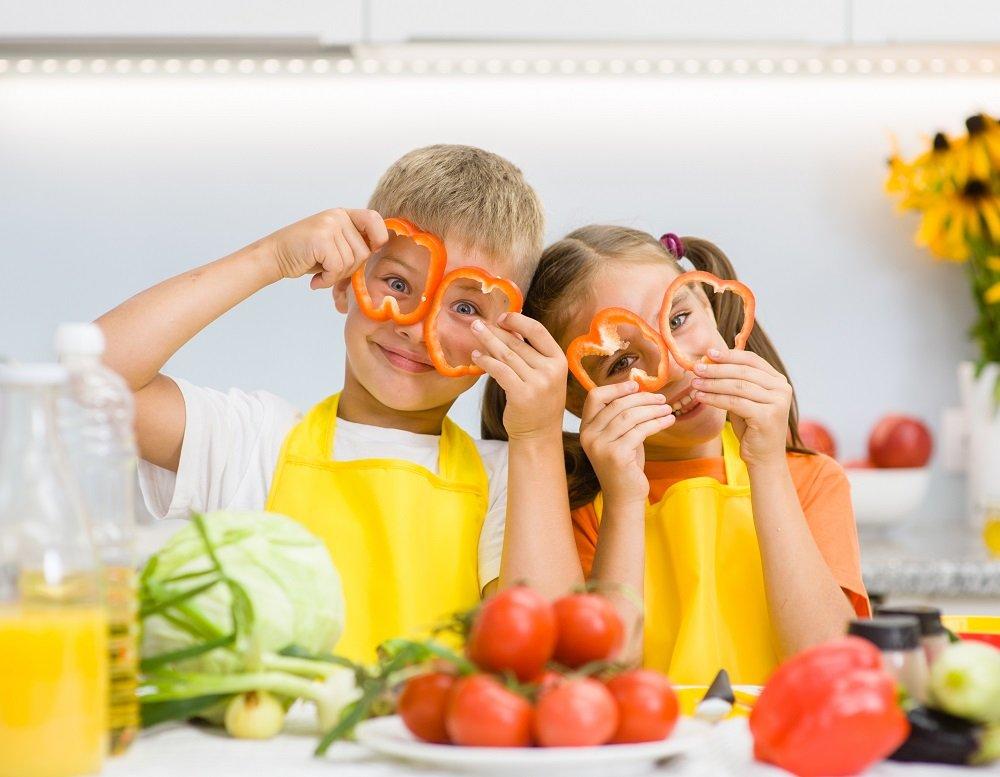 was Kinder gerne essen