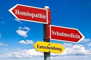 wegweiser zwischen homoeopathie und schulmedizin