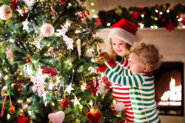 Weihnachten mit Kinder