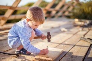 Mit Handwerken Kreativität fördern