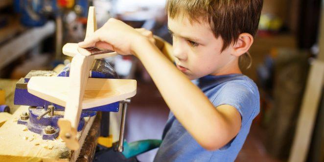 Werken mit Kinder