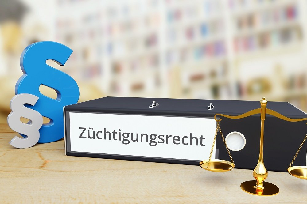 symbolbild zuechtigung in deutschland