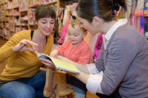 Zusammenarbeit zwischen Eltern und Erziehern
